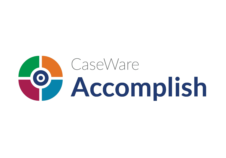 CaseWare Accomplish logo